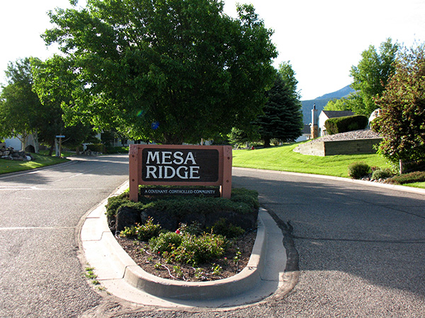 Mesa Ridge Village  Battlement Mesa Colorado