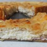 פאי גבינה, ריבת תות שדה ושטרוייזל