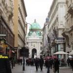 אוסטריה - וינה אוקטובר 2013