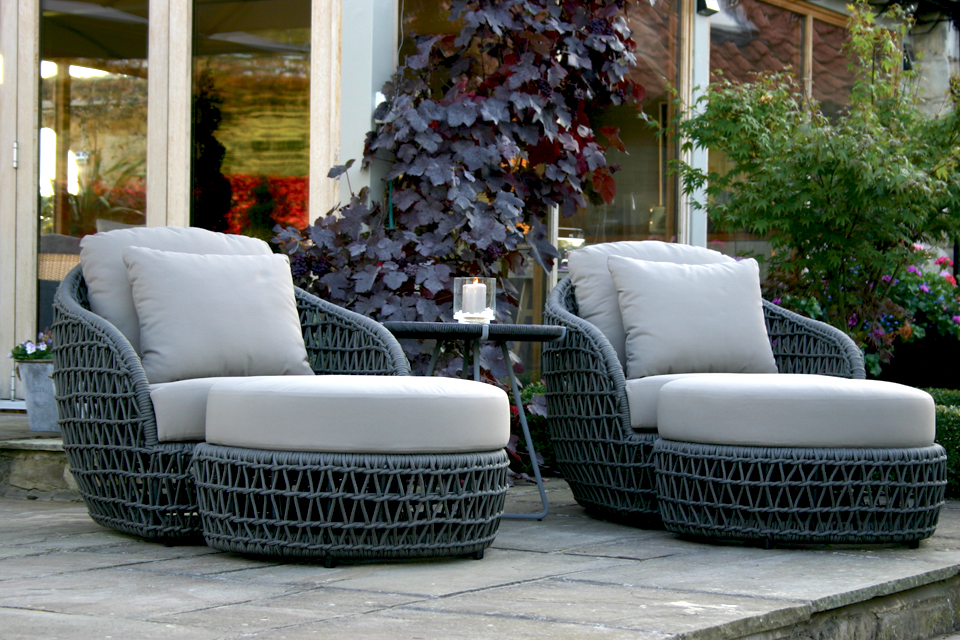 Rope Garden Furniture Bau Outdoors
