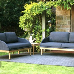 Scandinavian Sofas Uk Dwell Sofa Bed Copenhagen Outdoor - Bau Outdoors