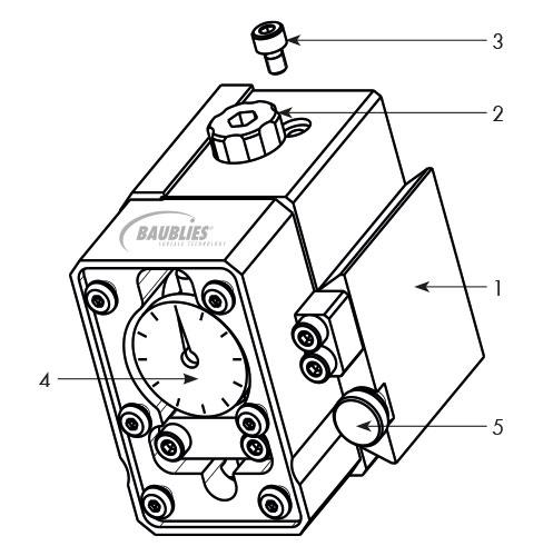 Modular single-roller tool system