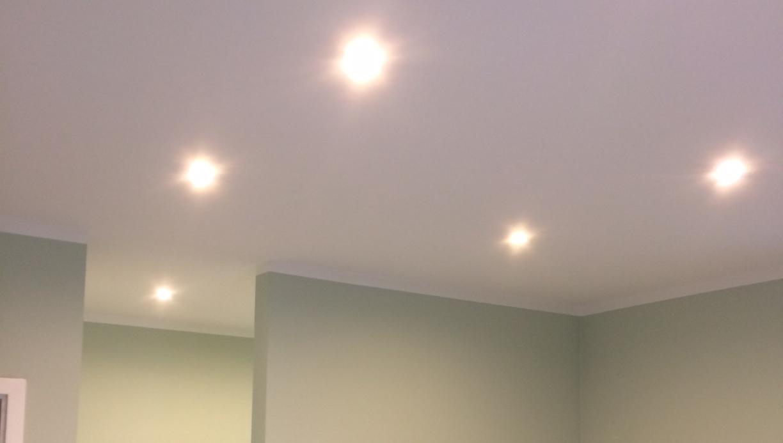 LEDSpots Einbaustrahler selbst in der Decke einbauen