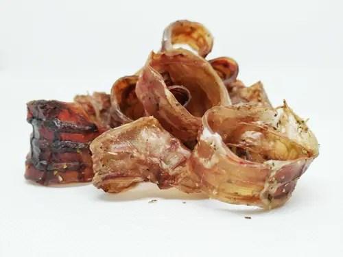 snack artigianali aneli di trachea