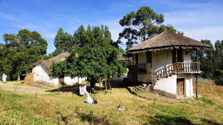 Addis Ababa - Emperor Menelik Imperial Palace