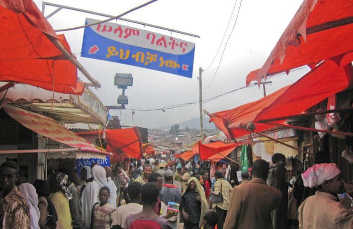 Addis Ababa - Mercado (2004)