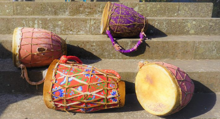 Addis Ababa - Traditional Ethiopian Drums