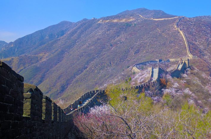 Great Wall of China Mutianyu