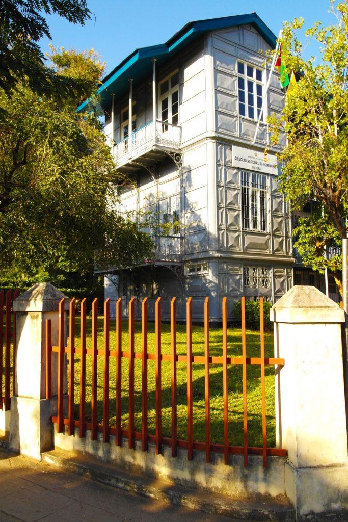 Eiffel House in Maputo