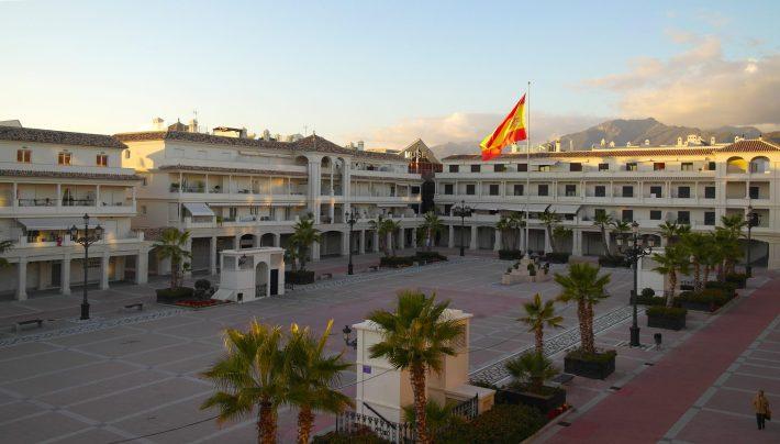 Nerja - Plaza de España