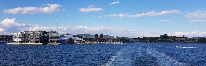 Oslo - Tjuvholmen