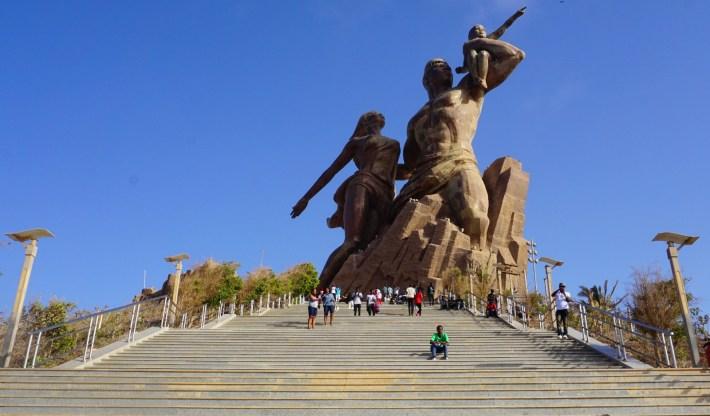 Dakar - African Renaissance Monument