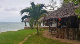 Monsoons Restaurant at Jumba Ruins