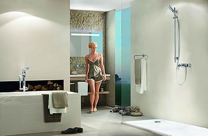 Badezimmer individuell gestalten  bauencom