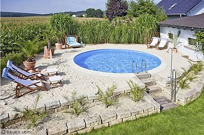 Kosten Pool Im Garten – Siddhimind Info