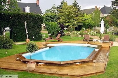 Garten Ideen Garten Mit Pool Deutschland