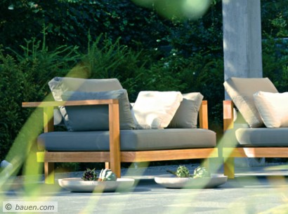 Lounge Sofa Garten Selber Bauen