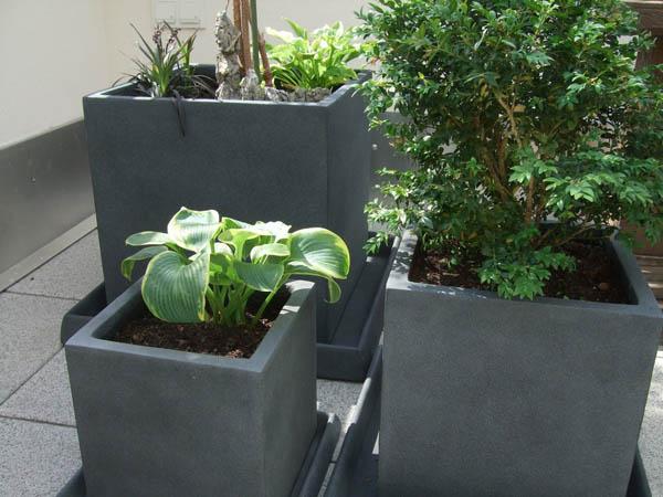 Kleinen Balkon gestalten Ideen zur Verschnerung  bauende