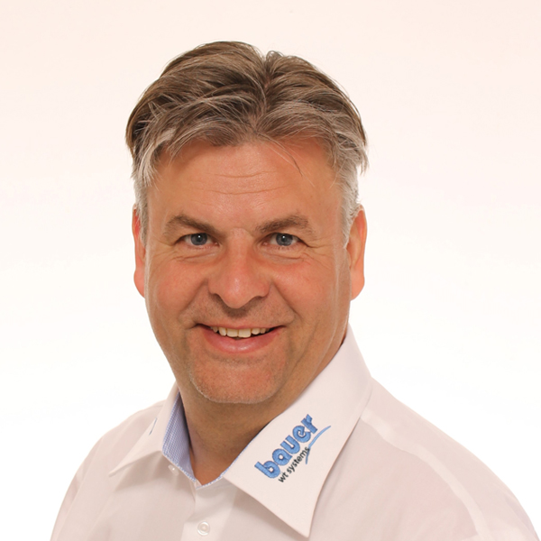 Lars Hansson Bauer Watertechnology Systems