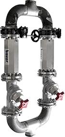 Bauer Watertechnology dubbla PipeJet 100