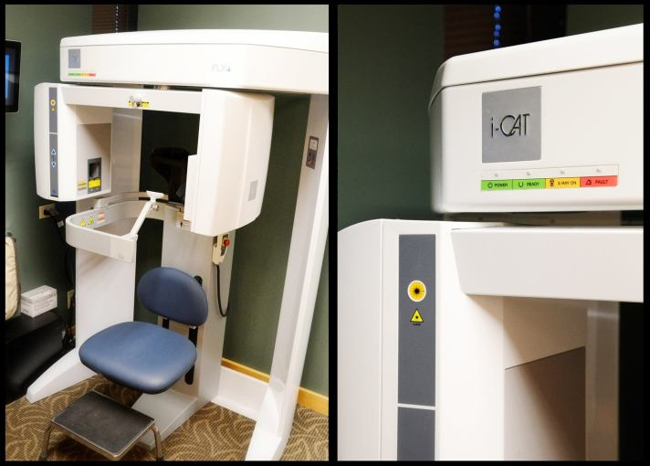 Image of CBCT in dentistry