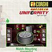 Uniformity Corghi prezentácia