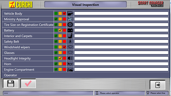 Remo Rapide Corghi softvér