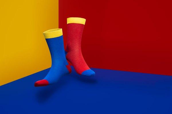 Bauhäusler X-height Socken Set3