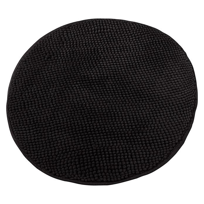camargue tapis de bain zottelino noir