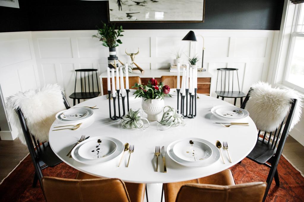 Tavolo da pranzo design scopri il Tavolo Tulip