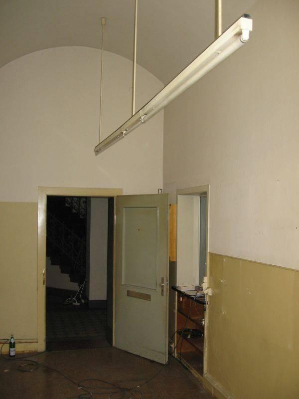 Umbau des Kniglichen Eisenbahnamtes zu einem Wohn und