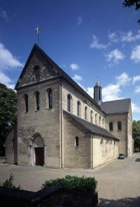 St. Suitbertus Kaiserswerth in Dsseldorf, Architektur ...