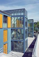 Wohnbebauung Albermannstrae Essen Architecture