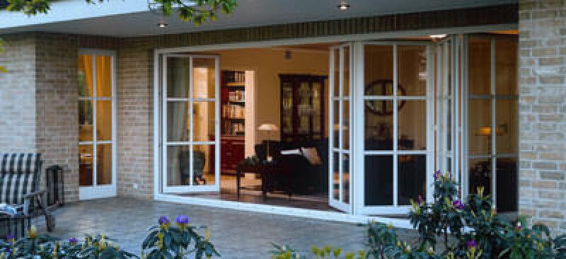 Flexible Terrassentüren Von Rekord Lassen Den Sommer Ins Haus