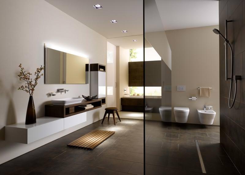 Badezimmer japanisch einrichten