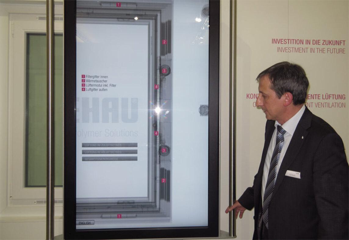 Rehau Verlegt Dezentrale Luftung Mit Warmeruckgewinnung