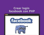 Crear login facebook con PHP