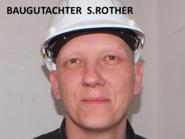 Baugutachter S. Rother Bauberater Bauberatung, Dach, Flachdach, Estrich, Bodenbelag