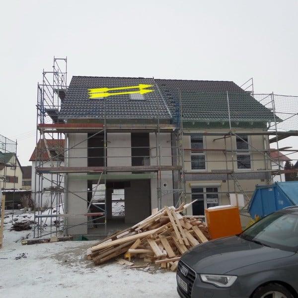 Bauberater Rother Bauberatung Kontrolle Dach & Dachdämmung