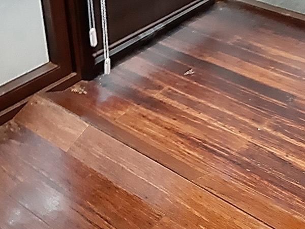 Gutachter Parkett Holzboden Fußboden Estrich Wasserschaden