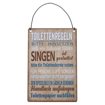 Sauber hinterlassen toilette So bekommen