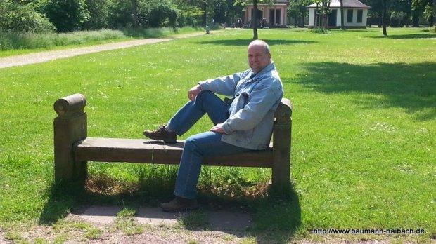 Nilkheimer Park - Hubert Baumann