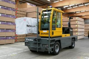 Baumann Is A World Class Manufacturer Of Sideloaders From Three To 50 Tonnes Capacity With A Reputation For Consistent Innovation And The Highest Level Of