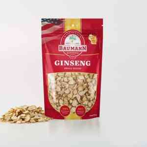 Wisconsin Ginseng Slices - Small - Front