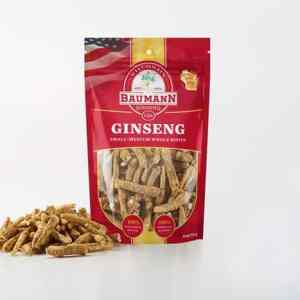 wisconsin ginseng small root medium
