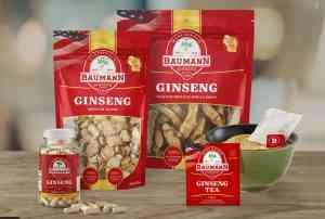 Premium packaged ginseng root products for sale