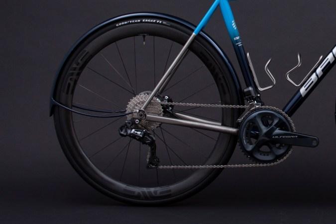 Orbis + Guard Rear Wheel