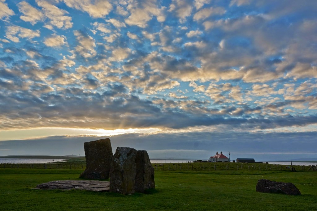 Orkney - Ring of Brodgar / Standing Stones of Stenness