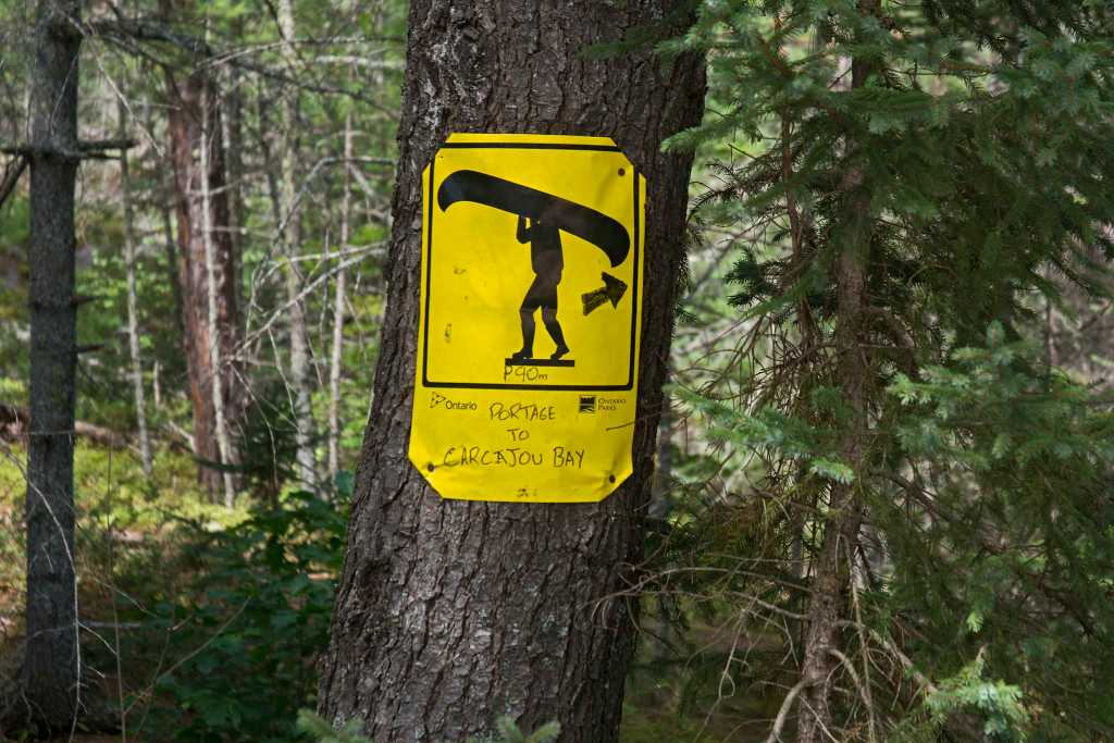 Die zwei Gesichter des Algonquin Provincial Park