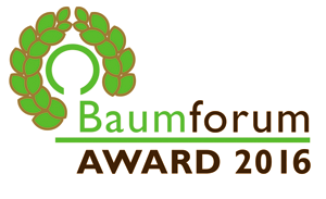 Baumforum AWARD 2016